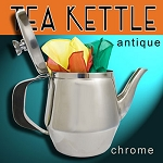 Magic Tea Kettle + 3 FREE Silks