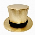 Top Hat with Load Chamber- GOLD