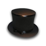 Top Hat- Collapsible PRO BLACK