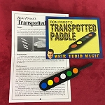 Transpotted Paddle *PREOWNED*