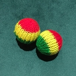 TriColor CHOP Balls- Set of 2