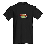 MagicTricks.com Logo T-Shirt (EXTRA LARGE BLACK)