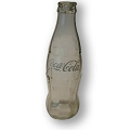 Vanishing Empty Coke Bottle
