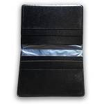 Closeup Worker's Index Wallet