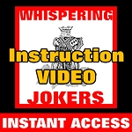 ACCESS PAGE FOR: Whispering Jokers