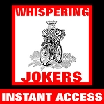 Whispering Jokers (INSTANT DOWNLOAD)
