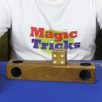 Wood Dice Tunnel + ONLINE VIDEO