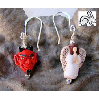 Conscience Earrings