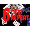 DISCONTINUED Six Card Repeat - Bicycle + ONLINE VIDEO