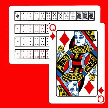 52 On One Card - Double Sided