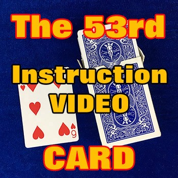 ONLINE VIDEO: 53rd Card