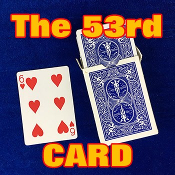 The 53rd Card + ONLINE VIDEO