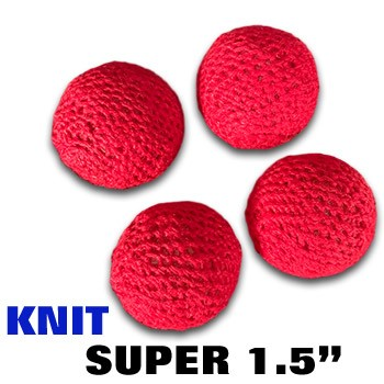 Balls- Knit Super- Set of 4