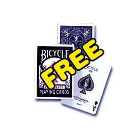 FREE- Bicycle Deck for Devastation