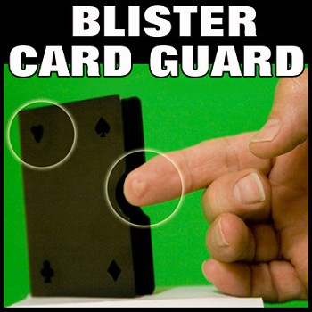 Blister Prediction Card Guard
