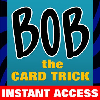 Bob the Card Trick (INSTANT DOWNLOAD)