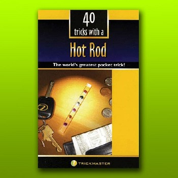 BOOKLET- 40 Tricks With a Hot Rod