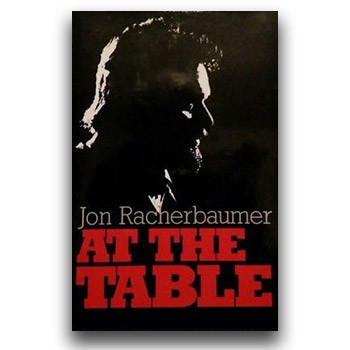 *CLOSEOUT* BOOK- At the Table