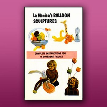 DISCONTINUED BOOKLET- Balloon Sculptures