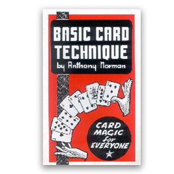 BOOK- Basic Card Technique