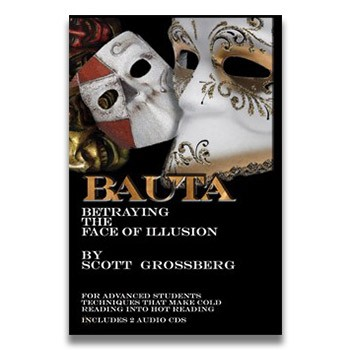 SOLD Bauta (Grossberg) - USED BOOK