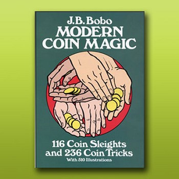 BOOK- Modern Coin Magic