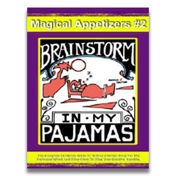 Brainstorm In My Pajamas 2 (Dayton) - USED BOOK