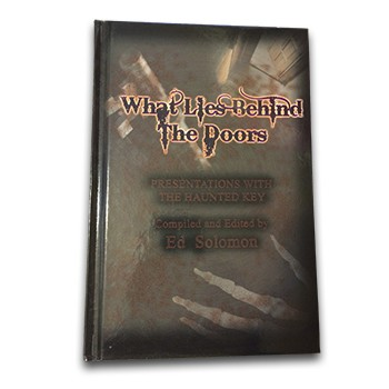 SOLD What Lies Behind the Doors (Solomon) - USED BOOK