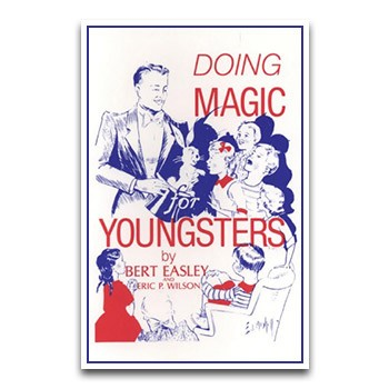*CLOSEOUT* BOOK: Doing Magic for Youngsters