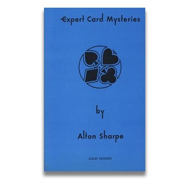 *CLOSEOUT* BOOK- Expert Card Mysteries