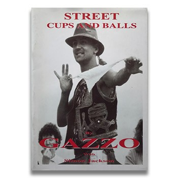 Street Cups and Balls (Gazzo) - USED BOOK