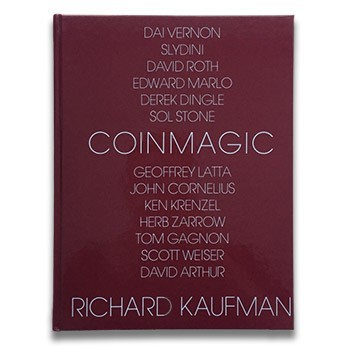 SOLD Coin Magic (Kaufman) - USED BOOK
