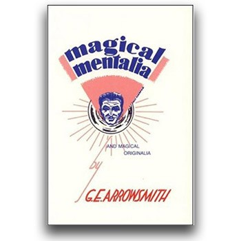 *CLOSEOUT* BOOK- Magical Mentalia and Originalia