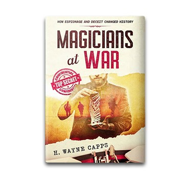 BOOK- Magicians At War