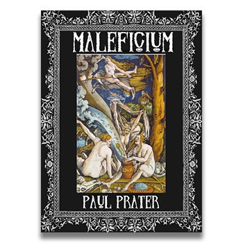 Maleficium (Prater) - USED BOOK