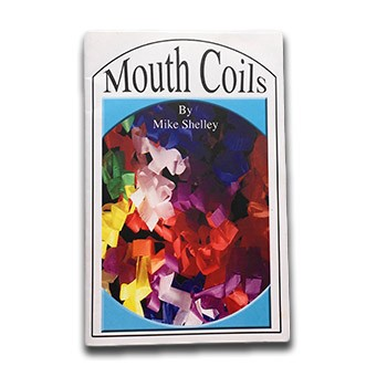 SOLD Mouth Coils (Magic City) - USED BOOK