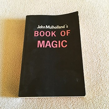 SOLD John Mulholland's Book Of Magic (Mulholland) - USED BOOK