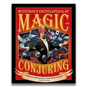 BOOK- Mysterio's Encyclopedia of Magic and Conjuring