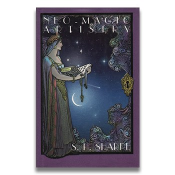 Neo-Magic Artistry (Sharpe) - USED BOOK