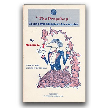 The Propshop (Mercurio) - USED BOOK