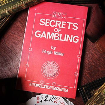 *CLOSEOUT* BOOK- Secrets of Gambling