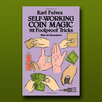 BOOK- Self Working Coin Tricks