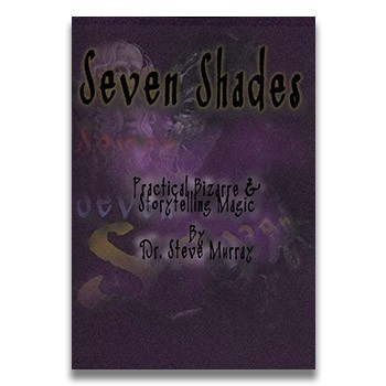 SOLD Seven Shades (Murray) - USED BOOK