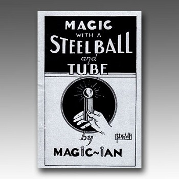 BOOKLET- Steel Ball and Tube