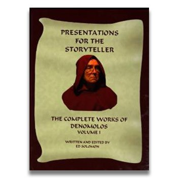 SOLD Presentations For the StoryTeller (Solomon) - USED BOOK