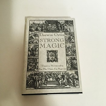 SOLD Strong Magic (Ortiz) - USED BOOK