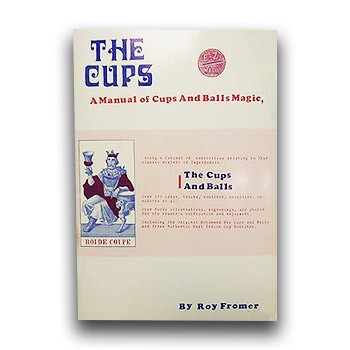 *CLOSEOUT* BOOK- The Cups by Roy Fromer