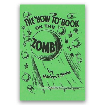 BOOKLET- Zombie Ball (Shute)