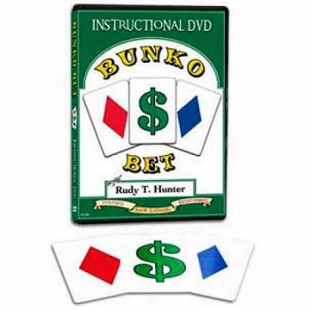 DISCONTINUED Bunko Bet with DVD