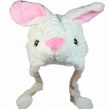 DISCONTINUED Bunny Hat